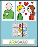 Este blog usa pictogramas de ARASAAC