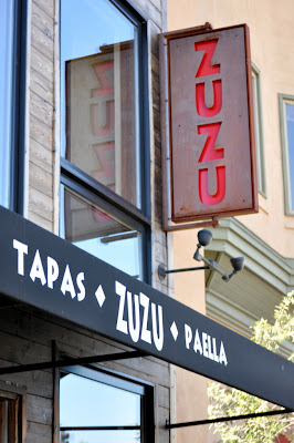 Zuzu in Napa, CA - Photo by Taste As You Go