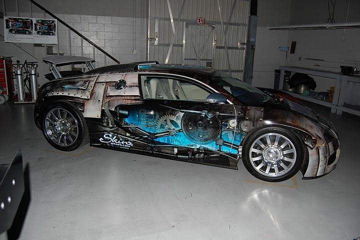 Bugatti Veyron Tuning 1/8
