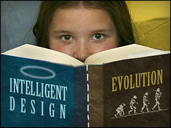 Evolution Intelligent Design Survival