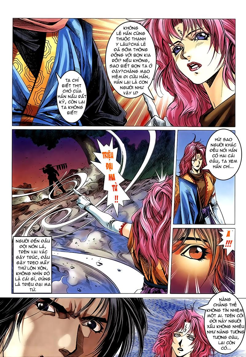 LỤC TIỂU PHỤNG TRUYỀN KỲ Chapter 13 - Hamtruyen.vn