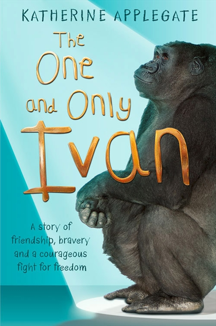 Celebrating time to read the one and only ivan by katherine applegate