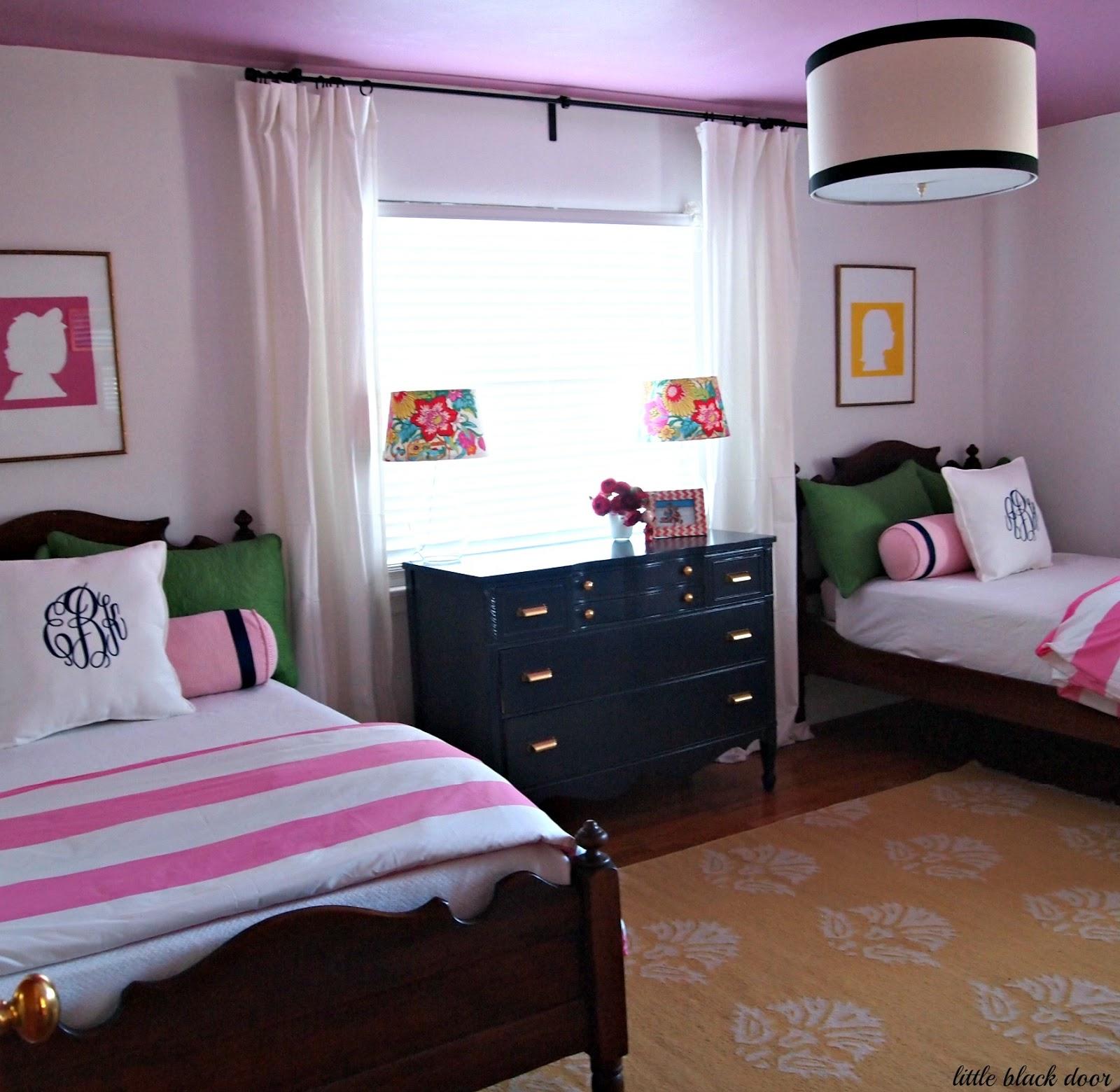 Sadie Stella Favorite Room Feature Little Black Door