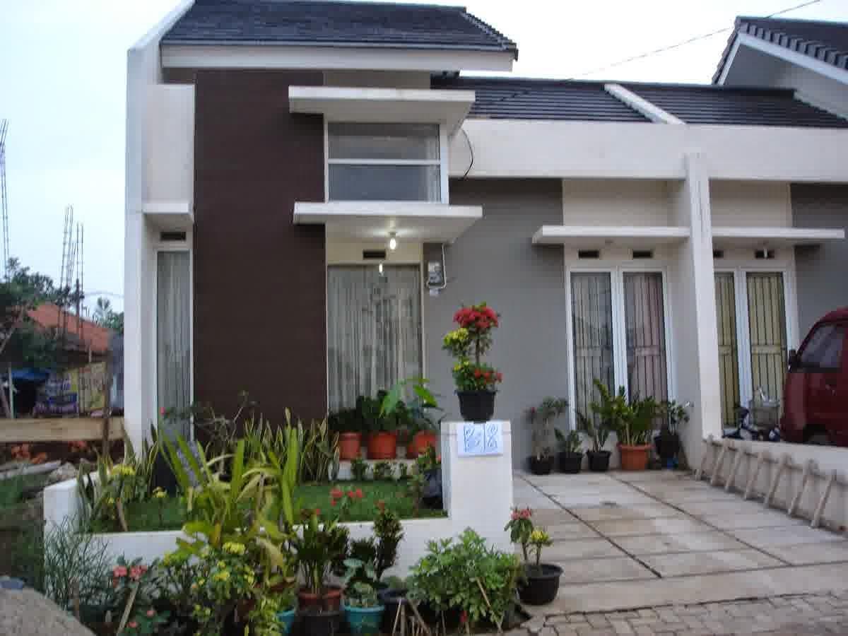 10 desain denah rumah minimalis modern 2 lantai type 45 - Contoh Desain Rumah Minimalis Modern 1 Lantai