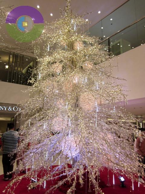 2012 christmas displays around metro manila