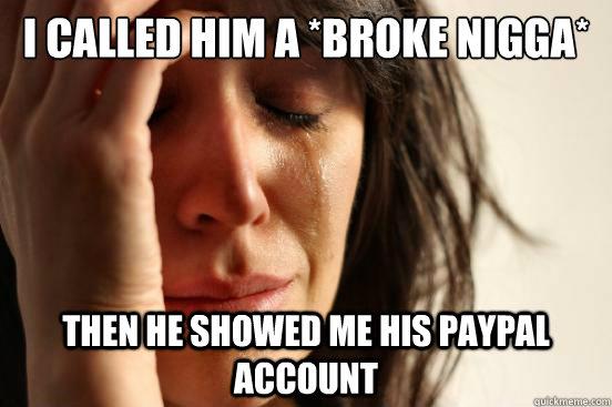 Paypal%2BMeme how do i retrieve my paypal account keepthetech