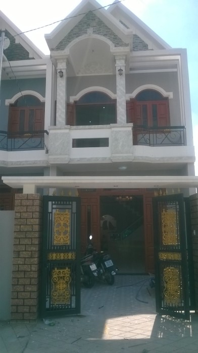 Hình ảnh căn nhà 1 lầu 1 trệt đẹp