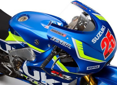 Diam-diam Kemarin Suzuki Luncurkan Seamless Gear Box di Sepang