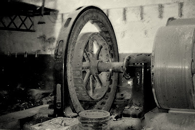 alternador fabrica clot del moro asland abandono tren cement cemento