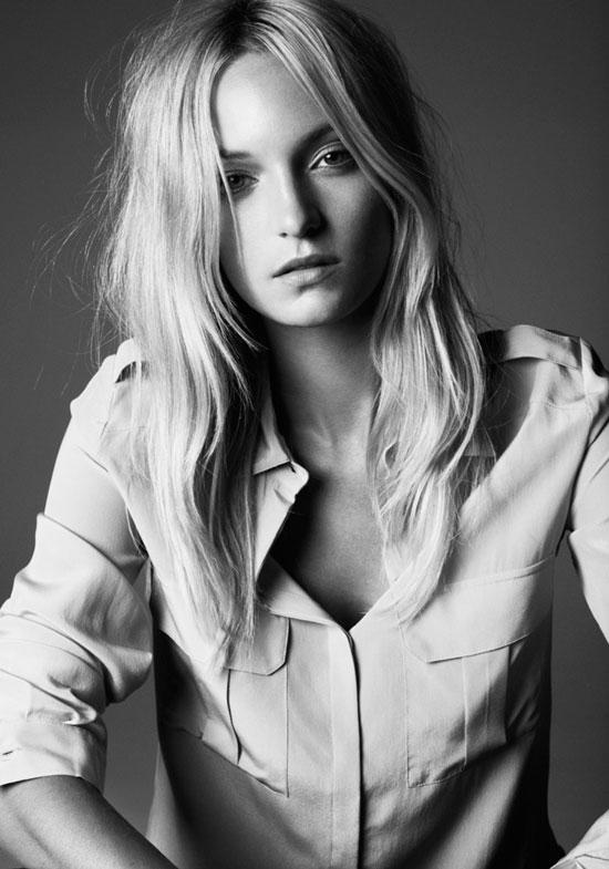 Deitas Alexandra silk shirt Spring/Summer 2015