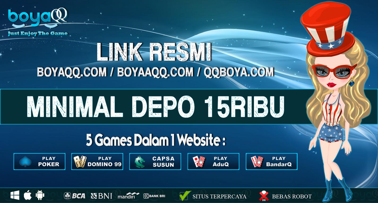 BoyaQQ.com Bandar QQ Online Indonesia