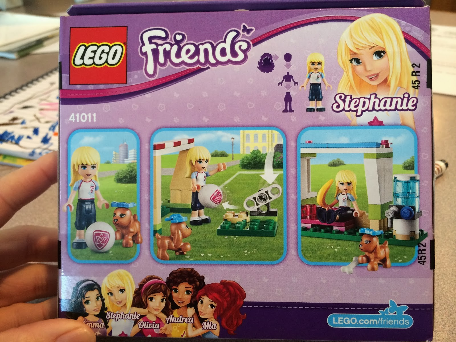 Its A Windy View Lego Friends