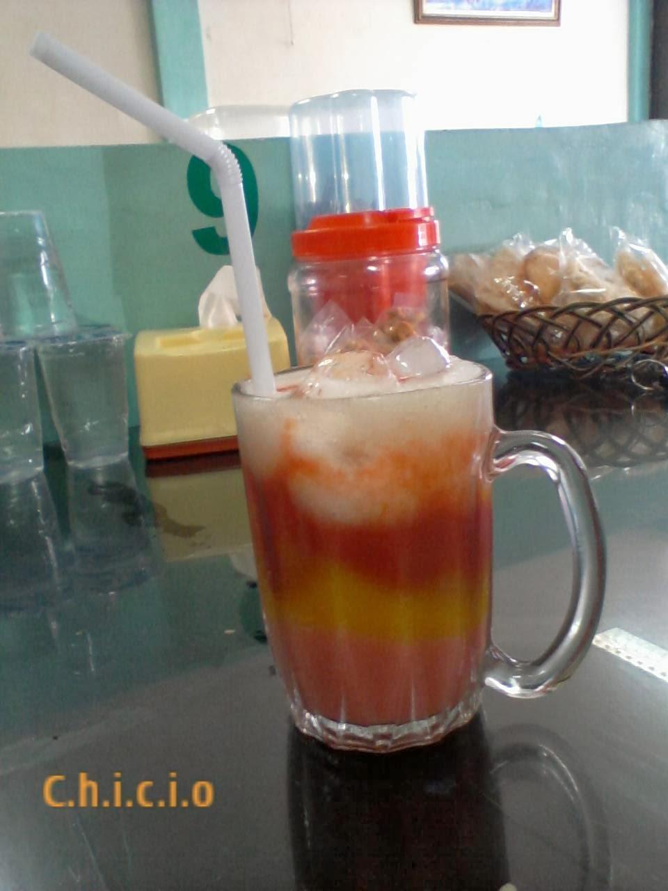 jenis-jenis juice