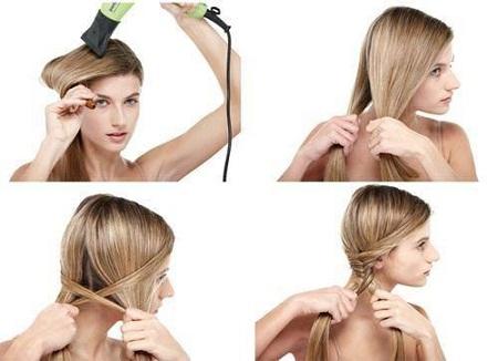 Muyvariado Com Peinados Faciles Paso A Paso Trenza Para Toda Ocasion