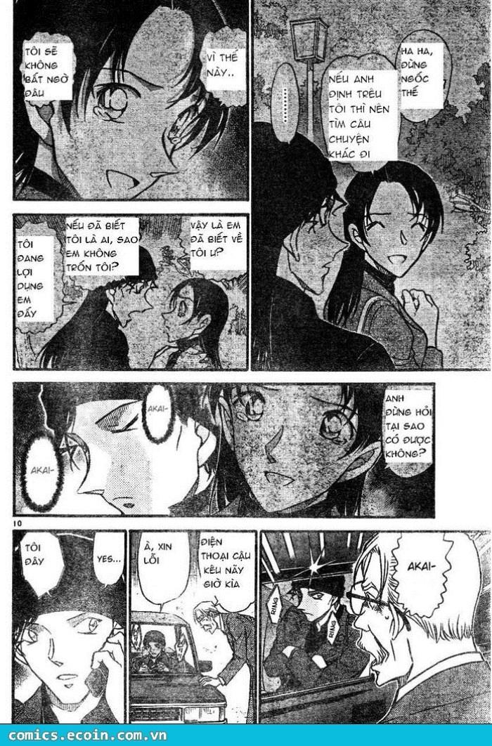 Detective Conan - Thám Tử Lừng Danh Conan chap 607 page 10 - IZTruyenTranh.com