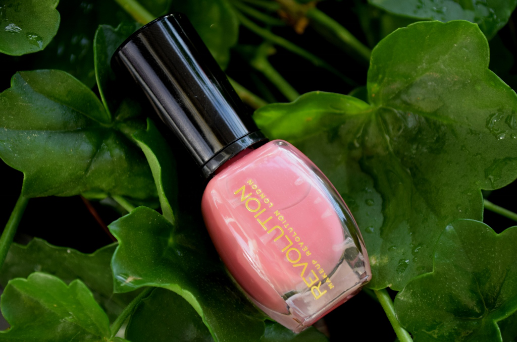 Makeup Revolution 'Never Enough' Nail Polish Review