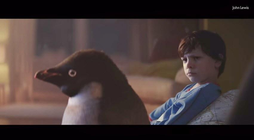 05 John Lewis「Monty the Penguin」