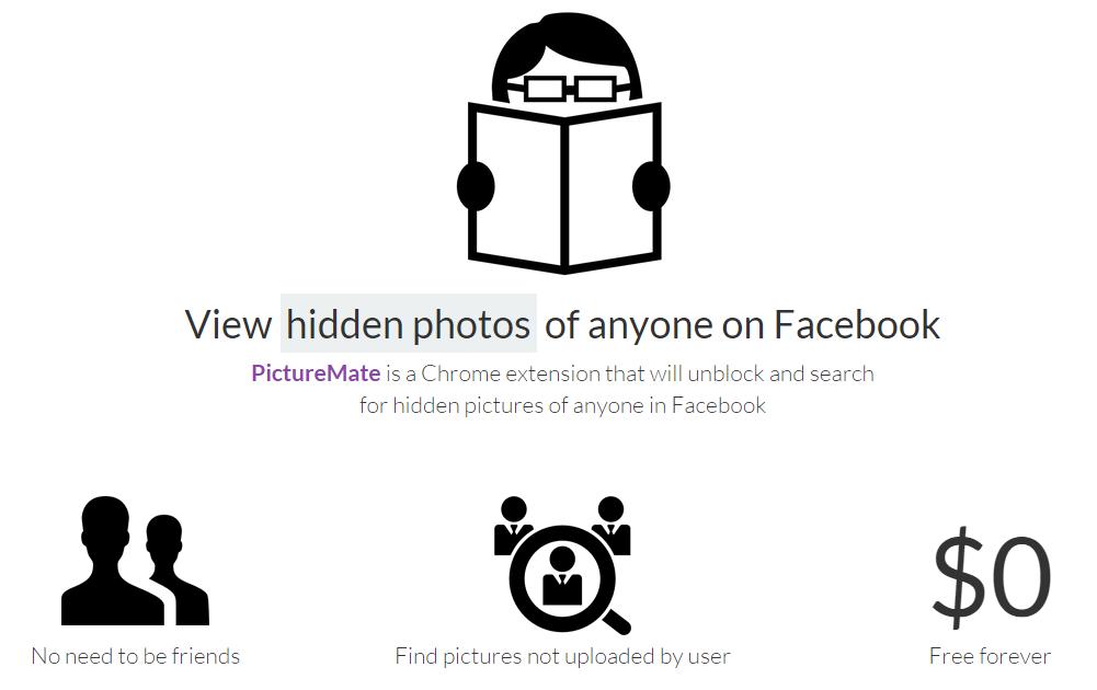 Your Hidden Facebook Photos Aren't So Hidden - Hackatrick ...