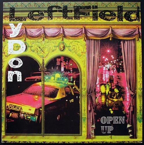 Leftfield Lydon - Open Up