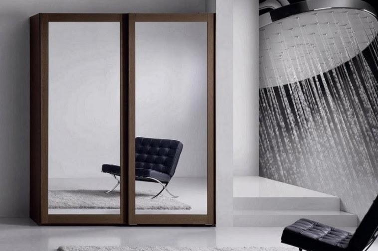 Puertas correderas de cristal empotradas amazing puertas - Puertas correderas empotradas precio ...