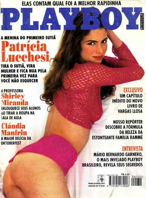 Patrícia Lucchesi - Playboy 1994