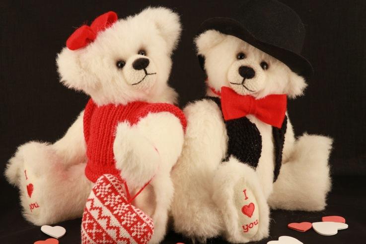 Valentine's Bears