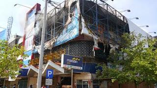 Radio Citis FM | Sinbun Sibreh Banda Aceh Terbakar