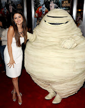 Selena Gomez at the Hotel Transylvania Premiere
