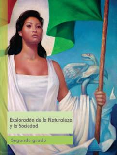 Libro de TextoExploración de la Naturaleza y la Sociedad. Segundo grado 2015-2016