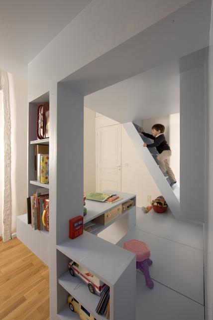 diseos de dormitorio para los nios es un diseo muy atractivo que proporciona espacio para moverse y los desafos para los nios