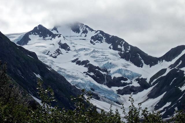 glaciers near Portage, AK