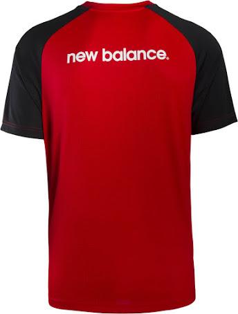 New Balance Liverpool 15 16 Training Shirts Released
