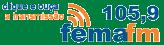 Ouça a Fema FM 105.9