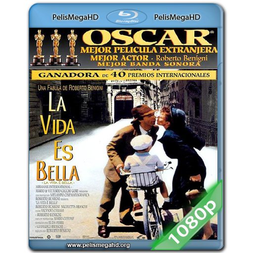 LA VIDA ES BELLA (1997) FULL 1080P HD MKV ESPAÑOL LATINO