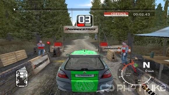 Colin McRae Rally v1.02 Apk+Data Full İndir