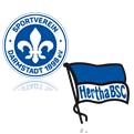 SV Darmstadt - Hertha BSC