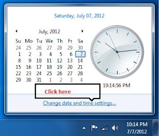Computer time and date