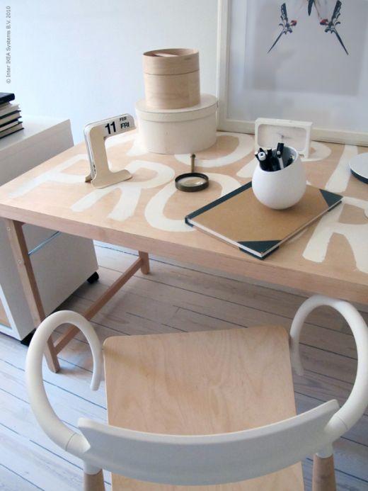 DEKOLOR: Misterios de Ikea: la mesa Göran