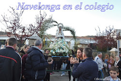 NAVELONGA EN EL COLEGIO