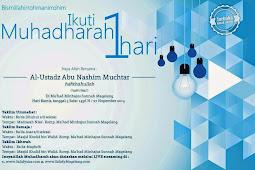 Muhadharah Ustadz Mukhtar Di Minhajus Sunnah