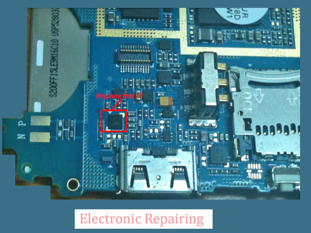Samsung C3212I SPEAKER AND MIC PROBLEM