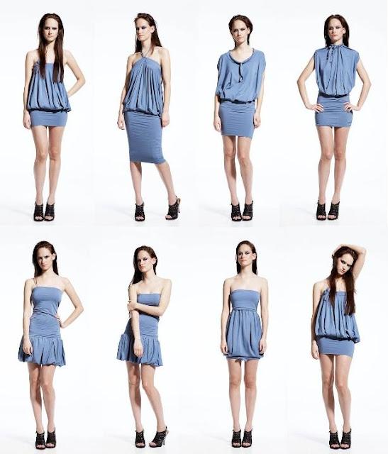 Como hacer un vestido elegante facil