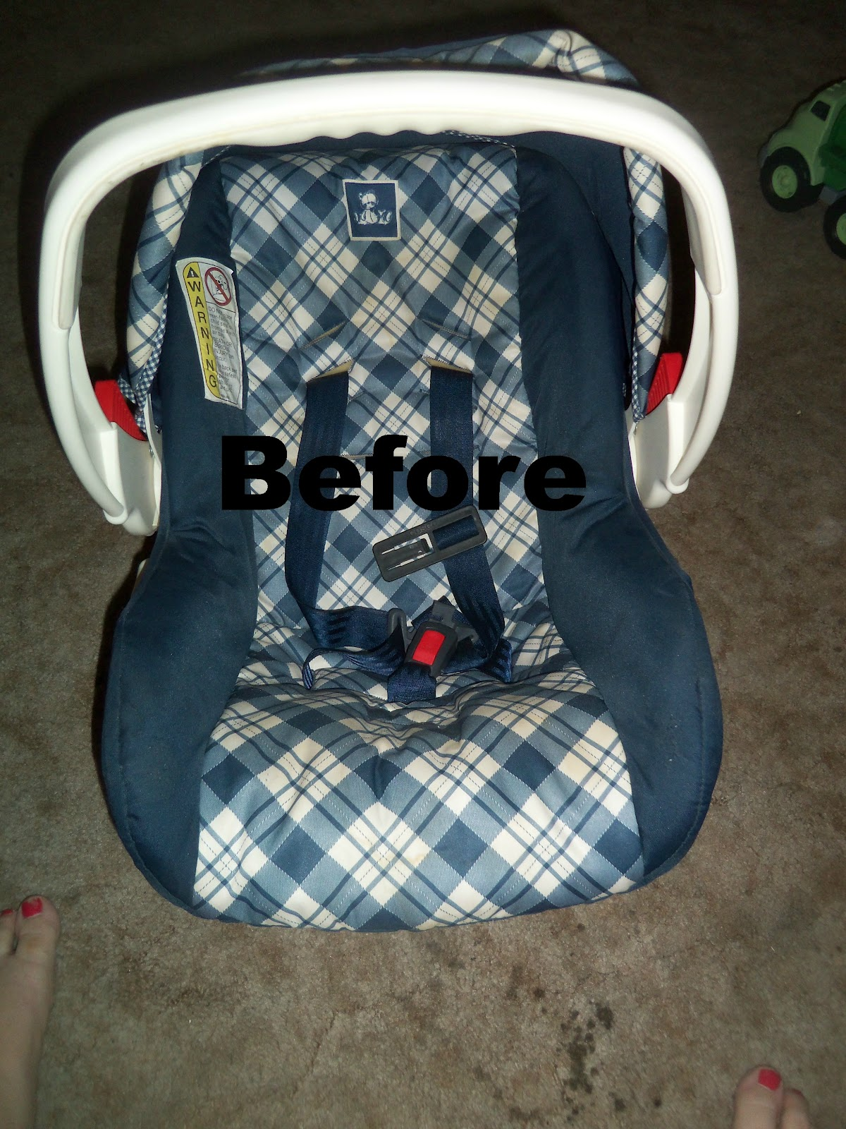 Arizona Mama: All For Baby: Car Seat Canopy Review & Giveaway Plus