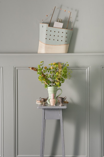 Deco easy inspirations maison dans la campagne anglaise en couleurs pastels - Deco maison campagne anglaise ...