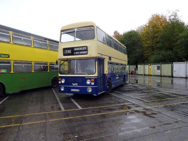 Leyland Fleetline, Ex WMPTE (6600)