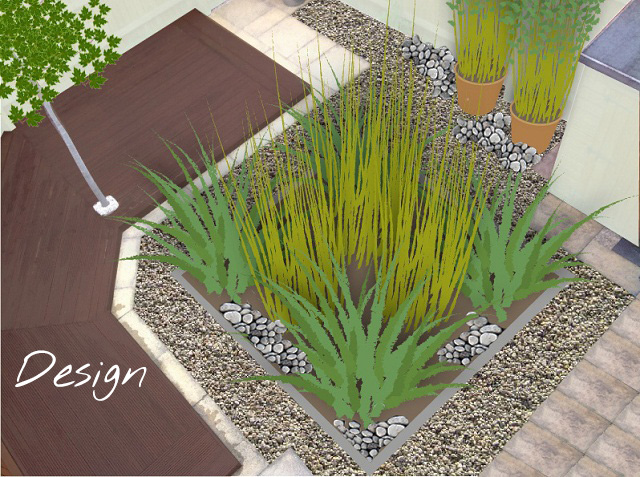 Small garden makeover on a budget just a little less - Gardening on a small budget ...