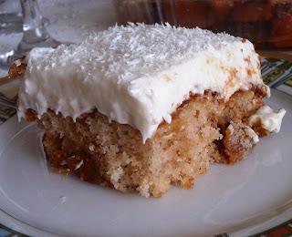 İncirli kek