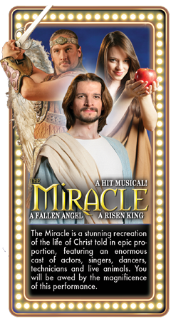 Smoky Mountain Travel Tips The Miracle Theater Pigeon Forge Tn Opens For Sixth Season