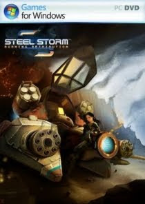 Steel Storm Burning Retribution-RELOADED