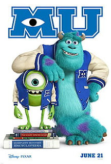 Monsters University poster 2 10 Animated Movies for Tweens in Theaters 2013